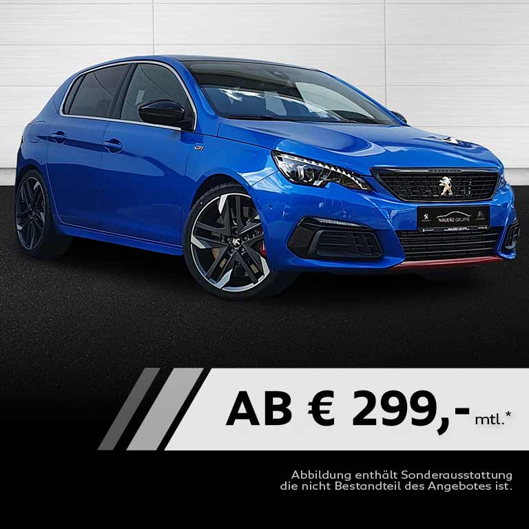 Peugeot 308 GTI by Peugeot Sport Nauerz-Gruppe